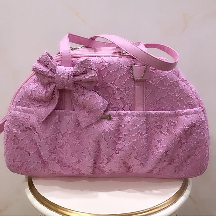 Aria Bag Special limited Baby Rose-lace